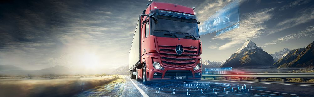 Mercedes-Benz New Actros.