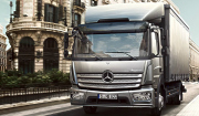 Le nouvel Atego Mercedes-Benz en ramassage-distribution